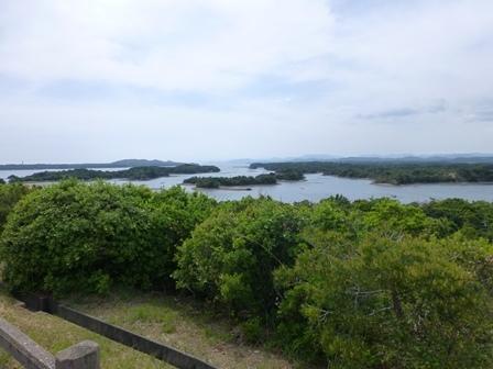 ともやま公園展望台5