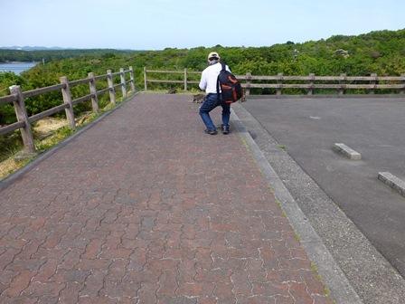 ともやま公園展望台9