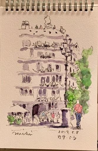 バルセロナ3