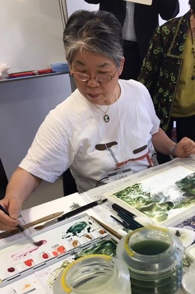 JWS小林啓子さん