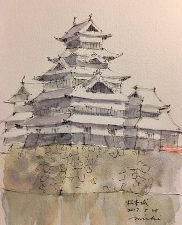 信州松本城