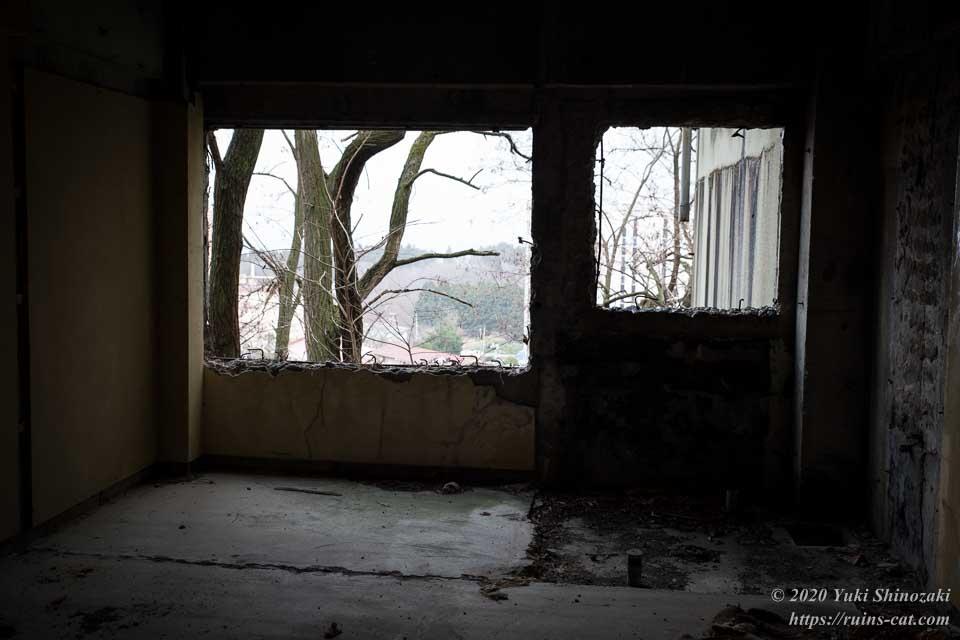 【廃墟】男鹿プリンスホテル_客室