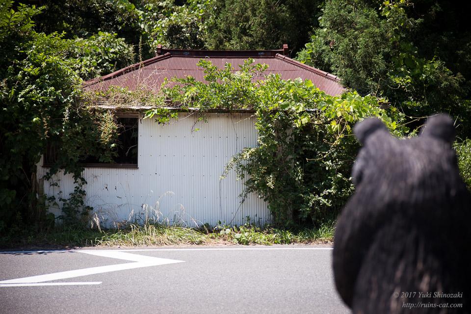 【廃墟】クマ食堂_向かいの廃墟
