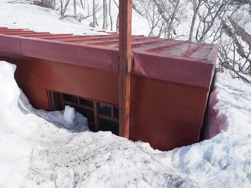 170430熊穴沢避難小屋