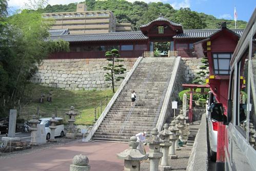 東照宮階段