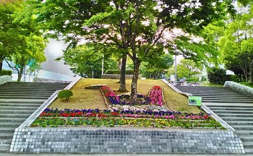 おりづる花壇