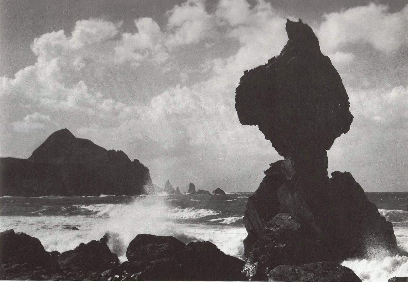 両津 扇岩 1948・9(1965年12月に倒壊)