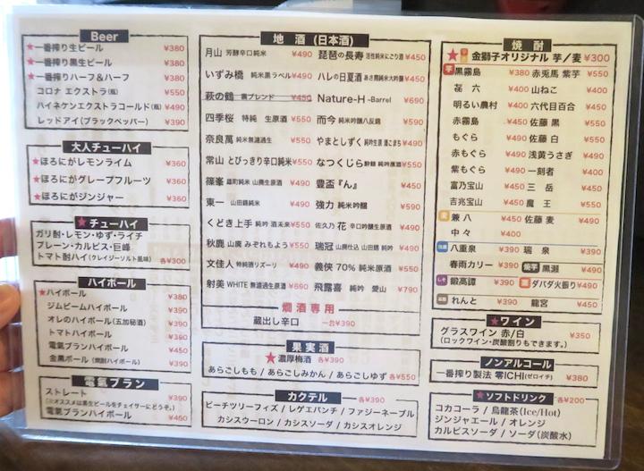 金獅子、堺筋本町