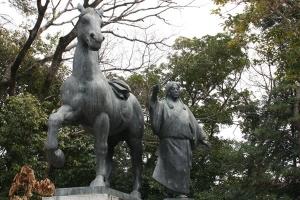 山内一豊の妻と馬2