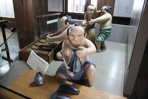 高知城の展示5