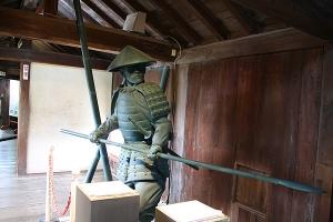 高知城の展示9