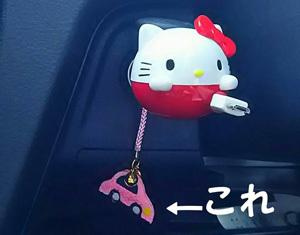 ポニョ子Car3