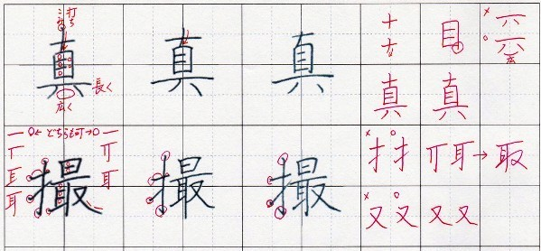 漢字比較2