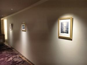 メトロポリタン新都心 客室廊下