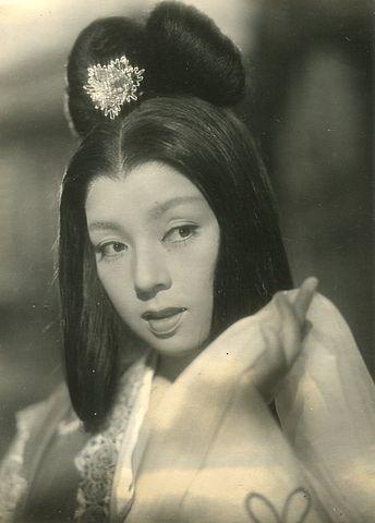 Machiko_Kyō_1955