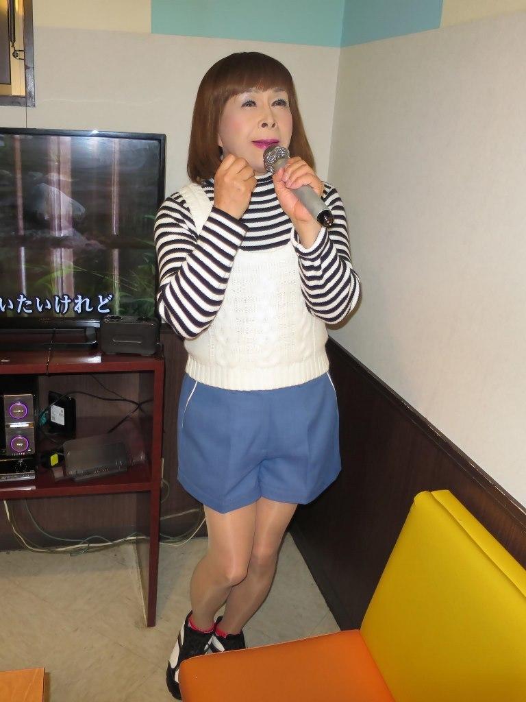 青ショーパンカラオケA(3)