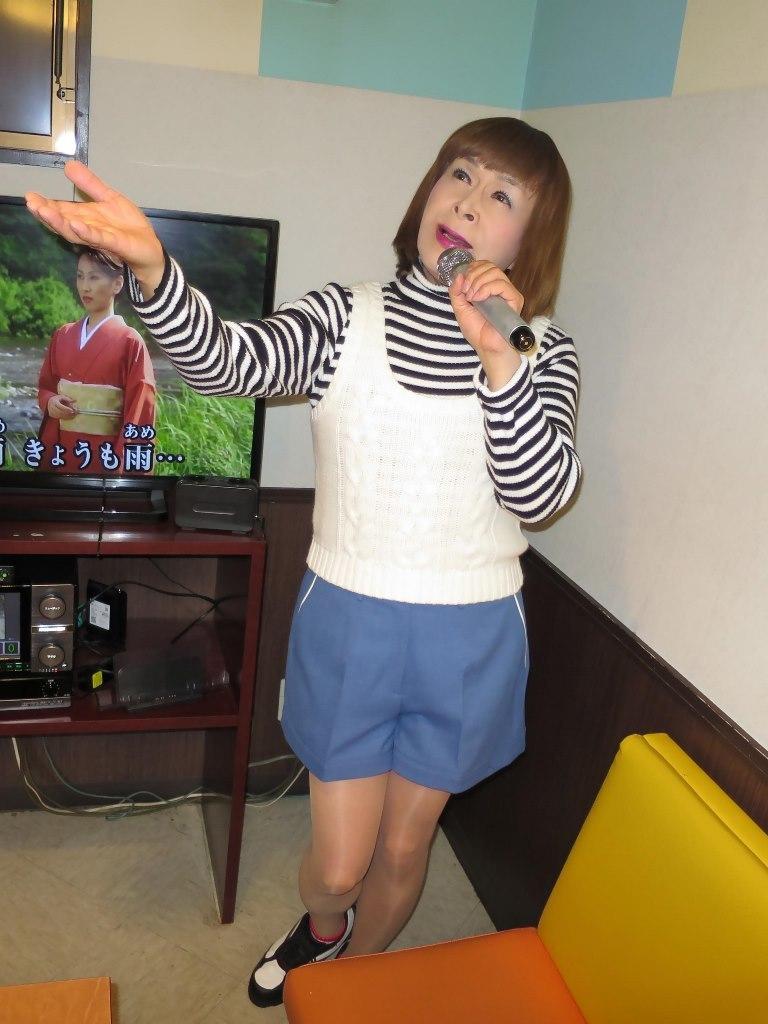 青ショーパンカラオケA(4)