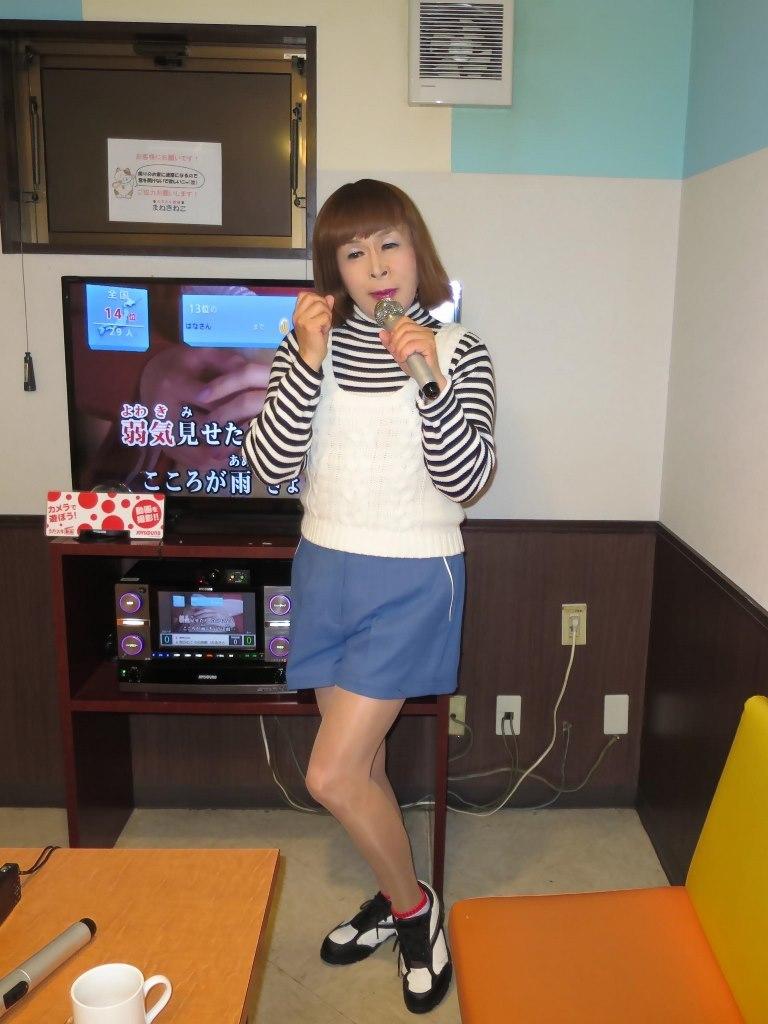 青ショーパンカラオケA(6)