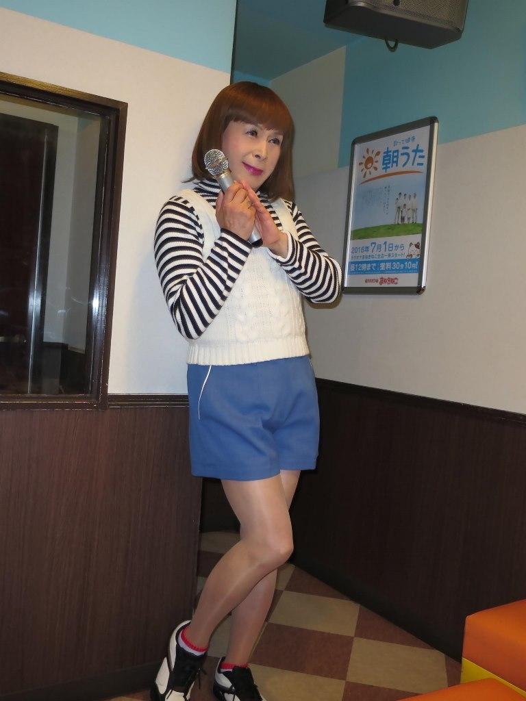 青ショーパンカラオケB(2)
