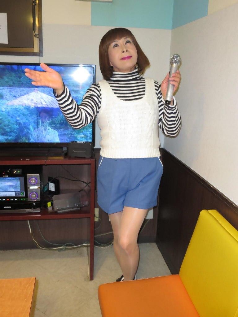 青ショーパンカラオケB(4)