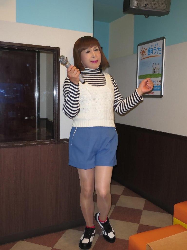 青ショーパンカラオケB(3)