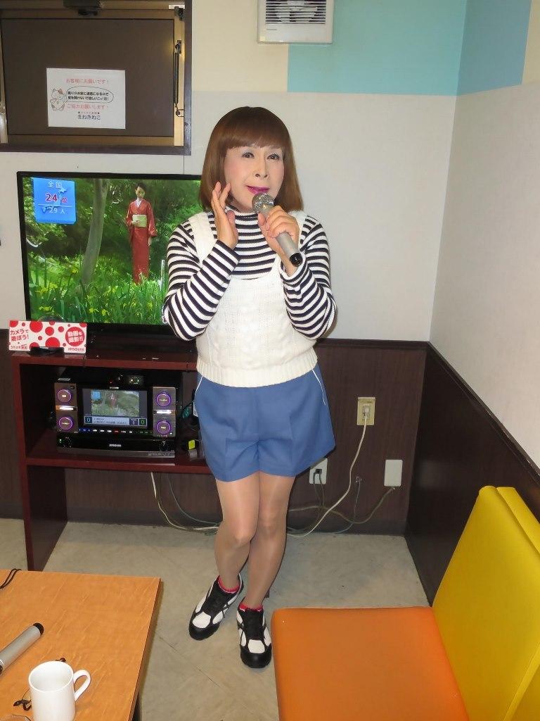 青ショーパンカラオケB(6)