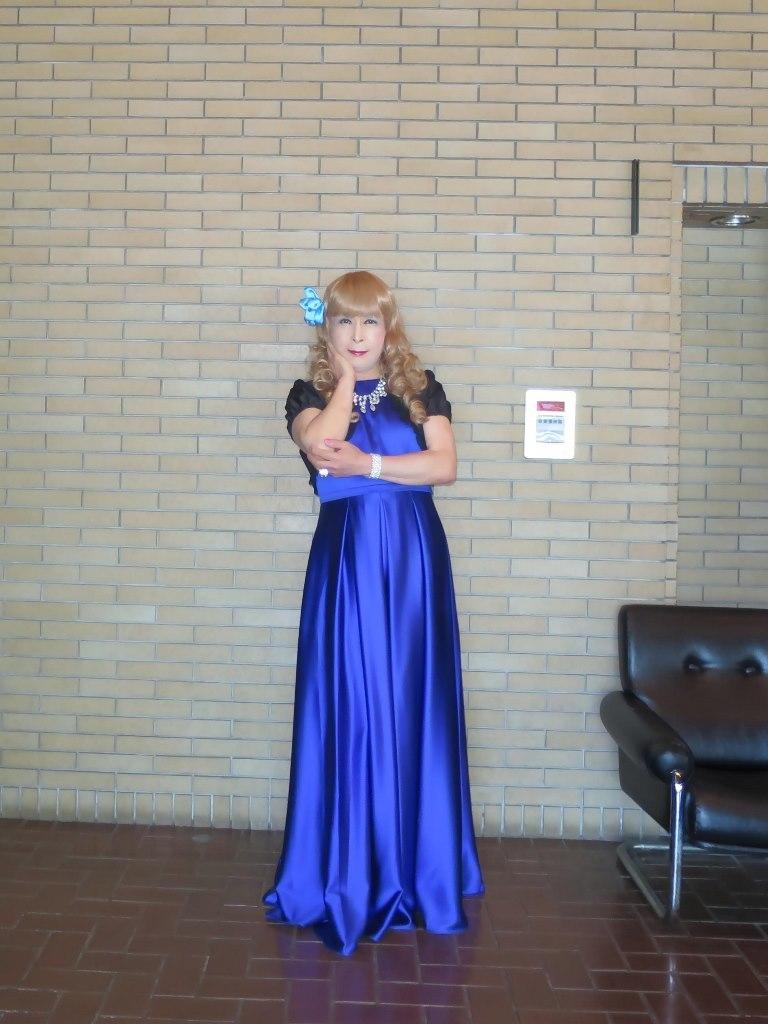 青紫ロングドレスB(1)