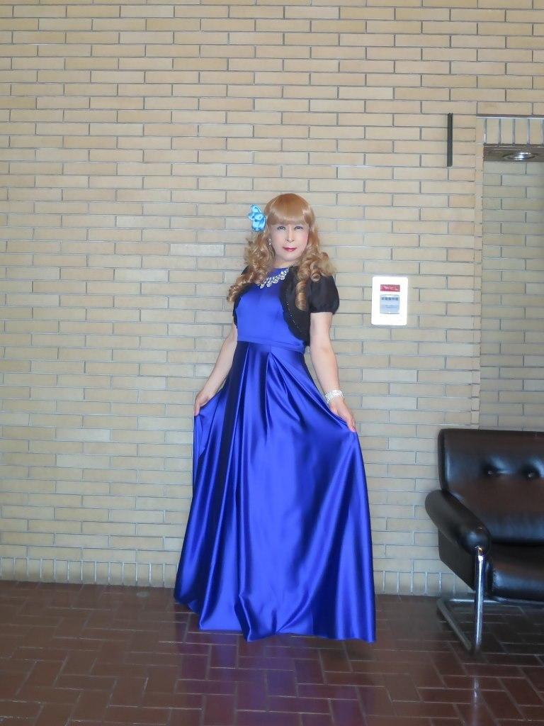 青紫ロングドレスB(2)