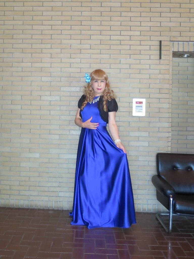 青紫ロングドレスB(3)