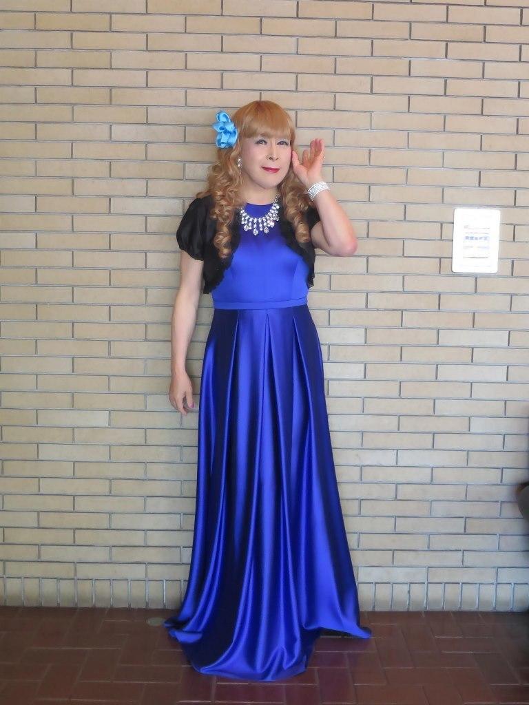 青紫ロングドレスB(4)