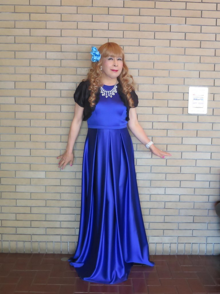 青紫ロングドレスB(6)