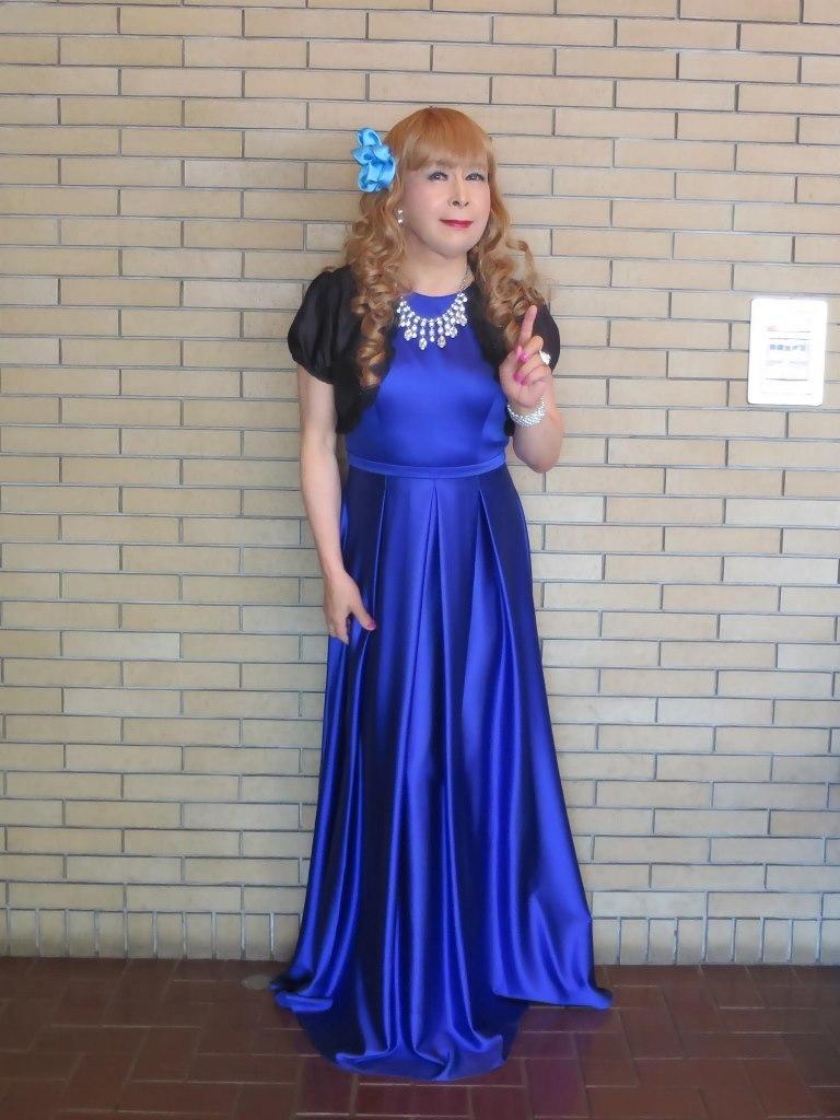 青紫ロングドレスB(7)