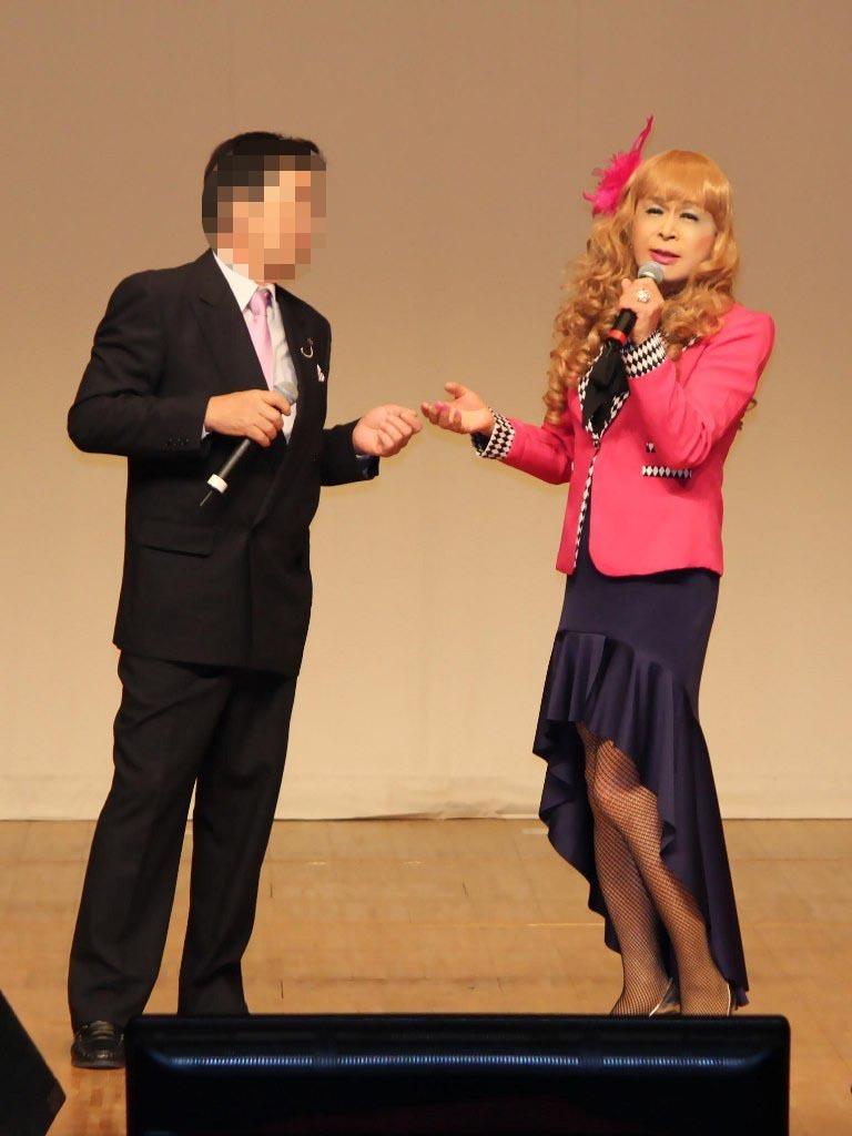 ●ピンクジャケットデュエット舞台(3)