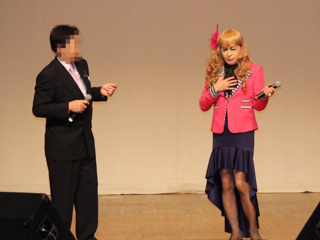 ●ピンクジャケットデュエット舞台(6)