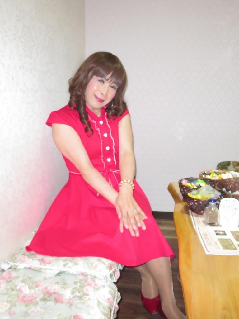 赤ワンピカラオケ(6)
