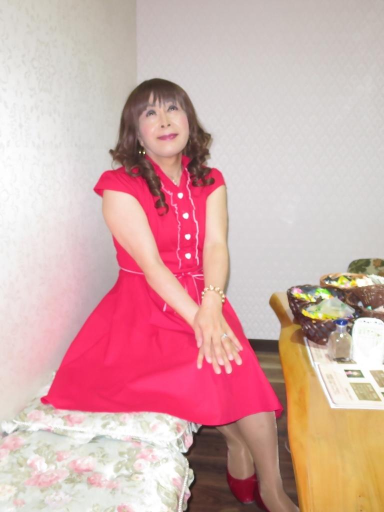 赤ワンピカラオケ(5)