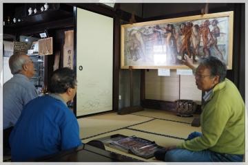 H29050427青木繁「海の幸」記念館