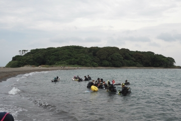 H29061804沖ノ島海底清掃
