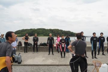 H29061802沖ノ島海底清掃