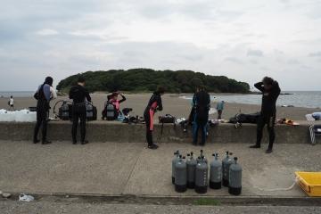 H29061803沖ノ島海底清掃