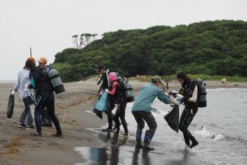 H29061808沖ノ島海底清掃