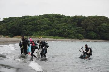 H29061807沖ノ島海底清掃