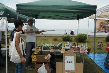 H29070217北条海岸BEACHマーケット