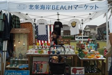 H29070219北条海岸BEACHマーケット
