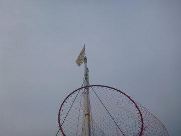 (2)風なし!