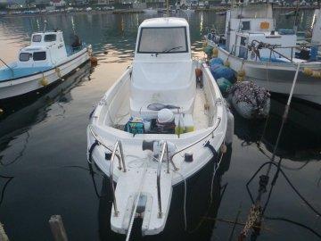 (1)K2さん艇