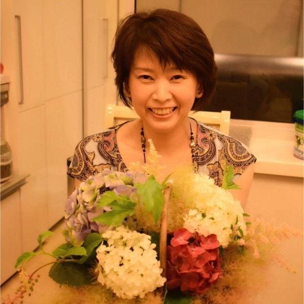 お花とシャンパンの会01