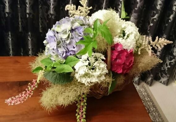 お花とシャンパンの会04