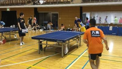 20170625仙台市卓球選手権_戸田・金子組