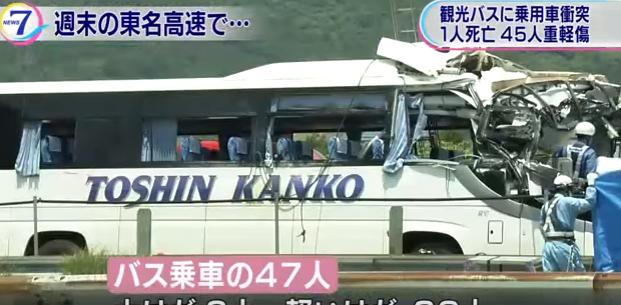 東名バス事故